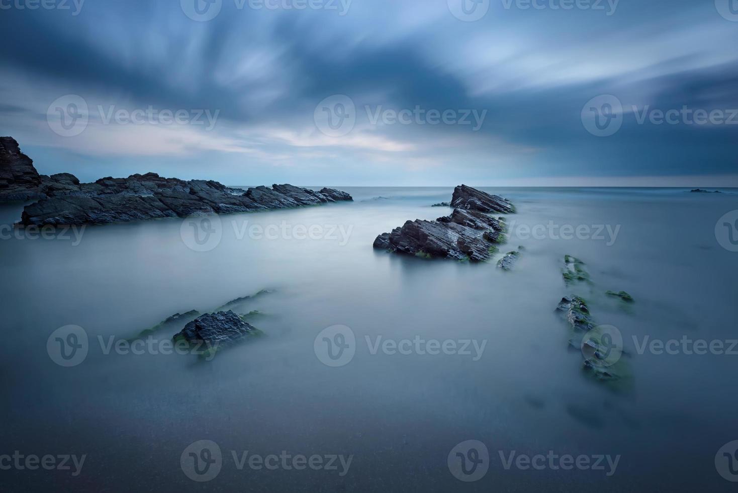 Blue silence photo
