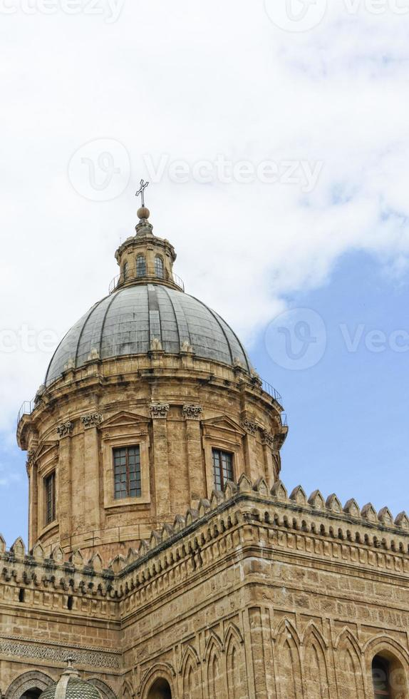 Palermo cathedral photo