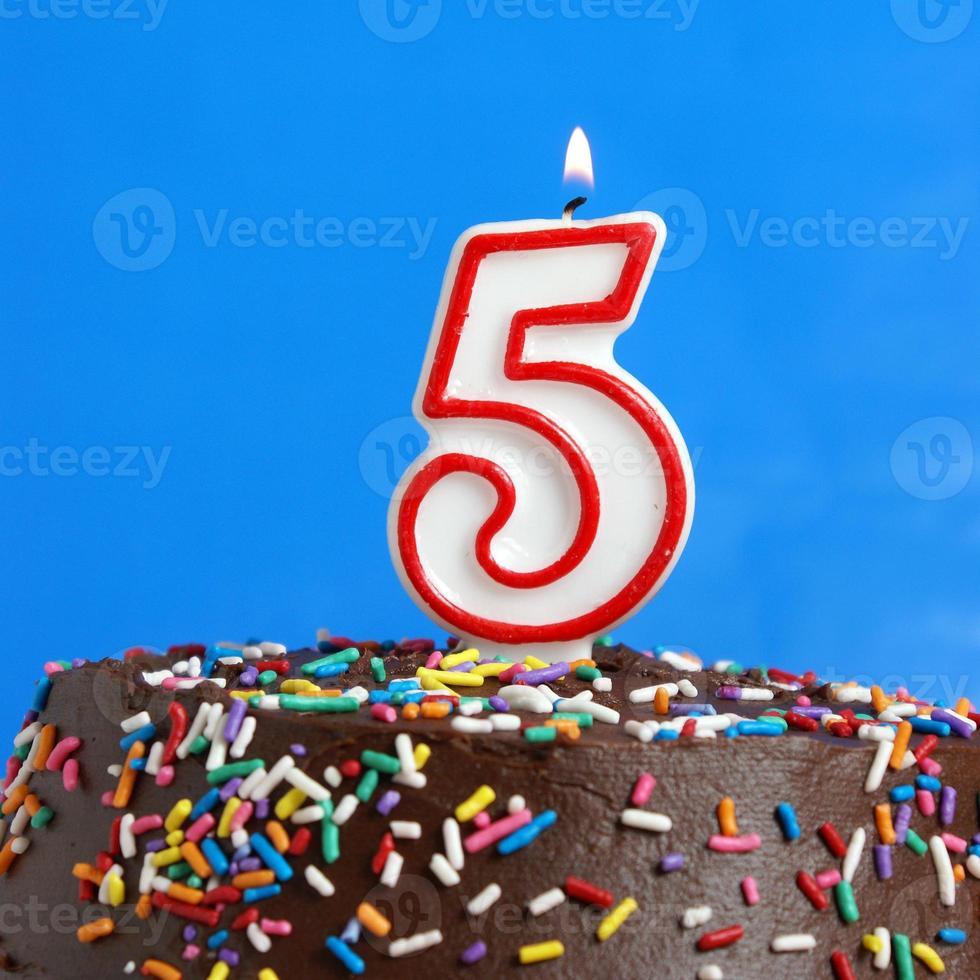 Celebrating Five Years photo