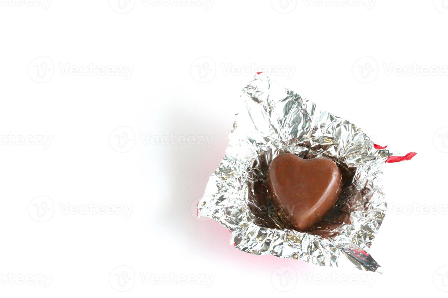 Heart Shaped Chocolate photo