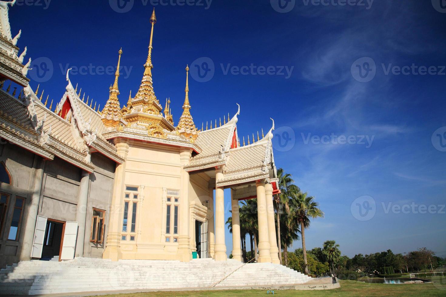 Wat Sorapong in Korat or Nakhon Ratchasima photo