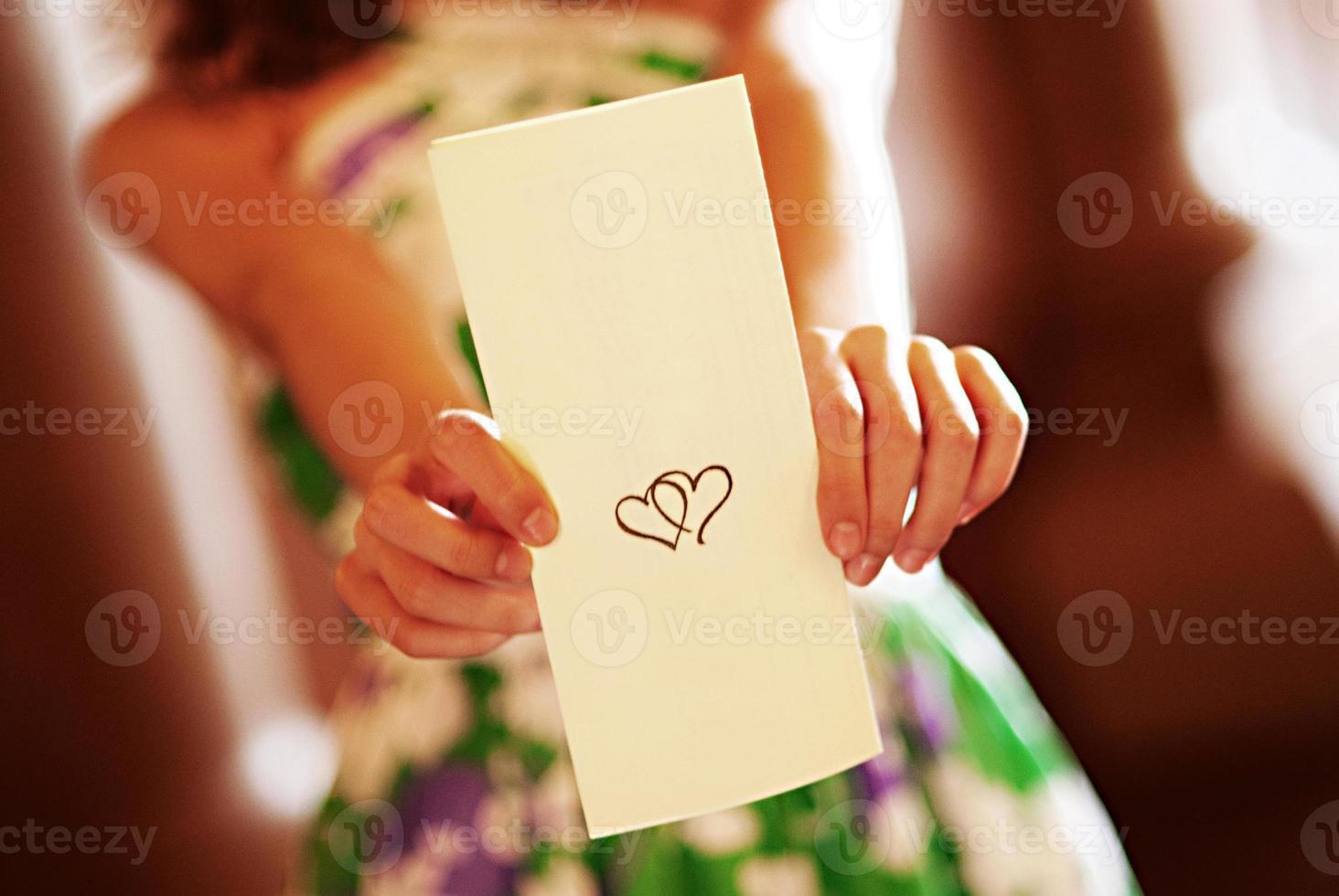 Wedding Program photo