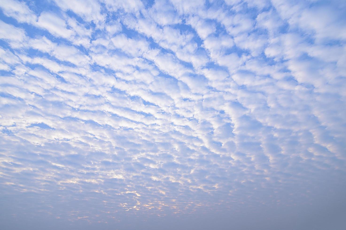 nubes y cielo durante el día. foto
