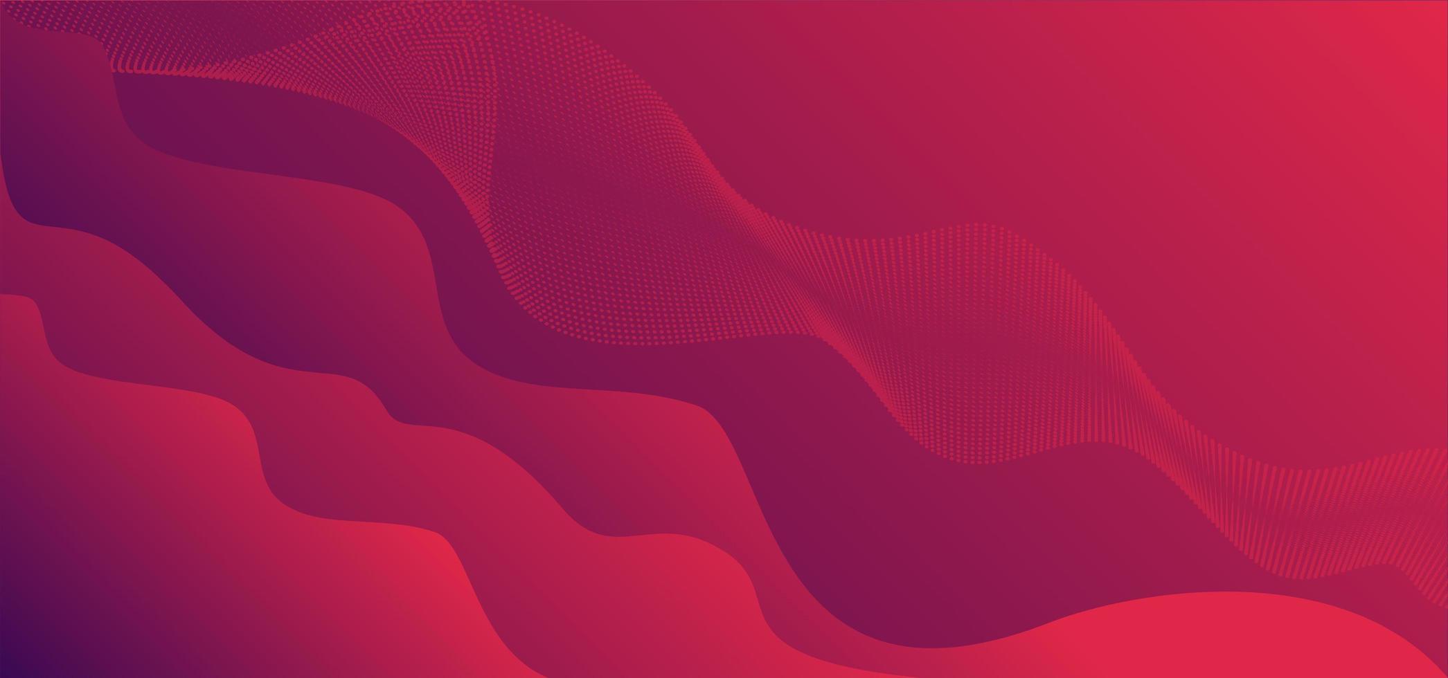 vloeibaar kleur banner achtergrond vloeibaar maken vector