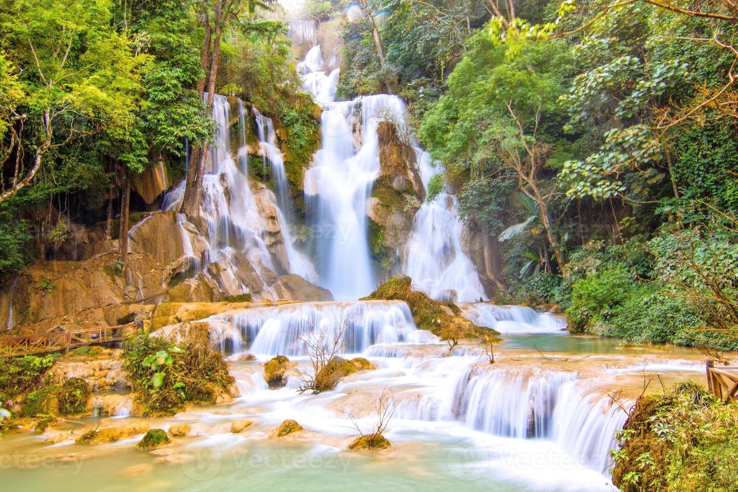 l'acqua cade questo simbolo in laos foto