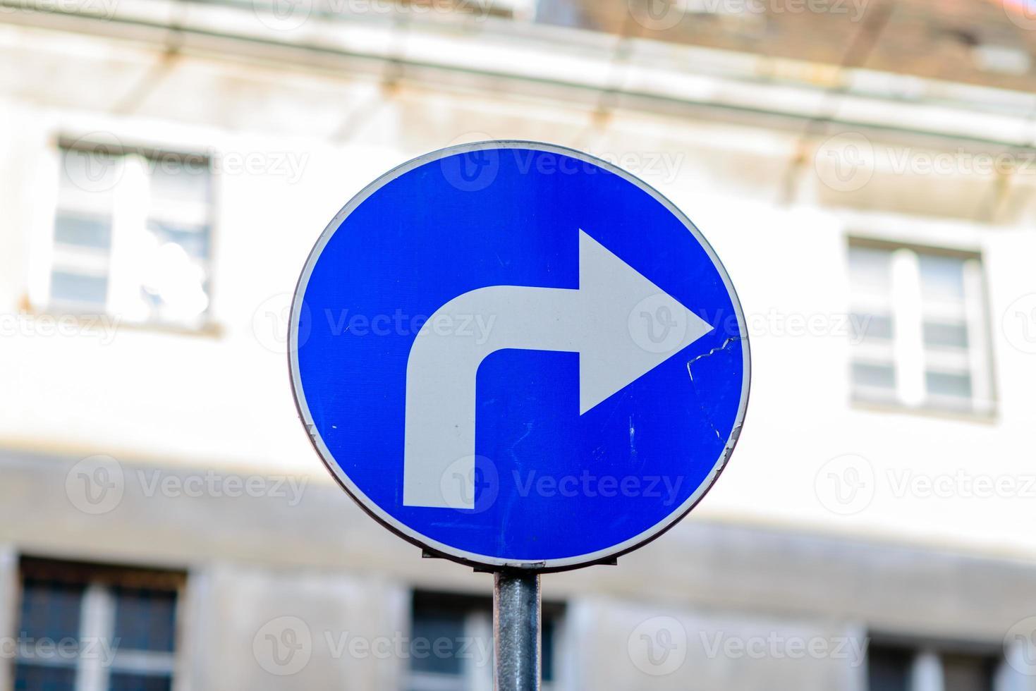 signo de flecha foto