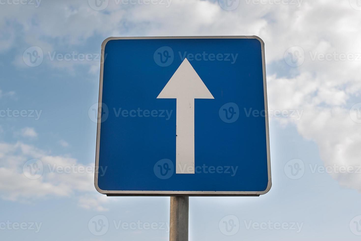 sign way up photo