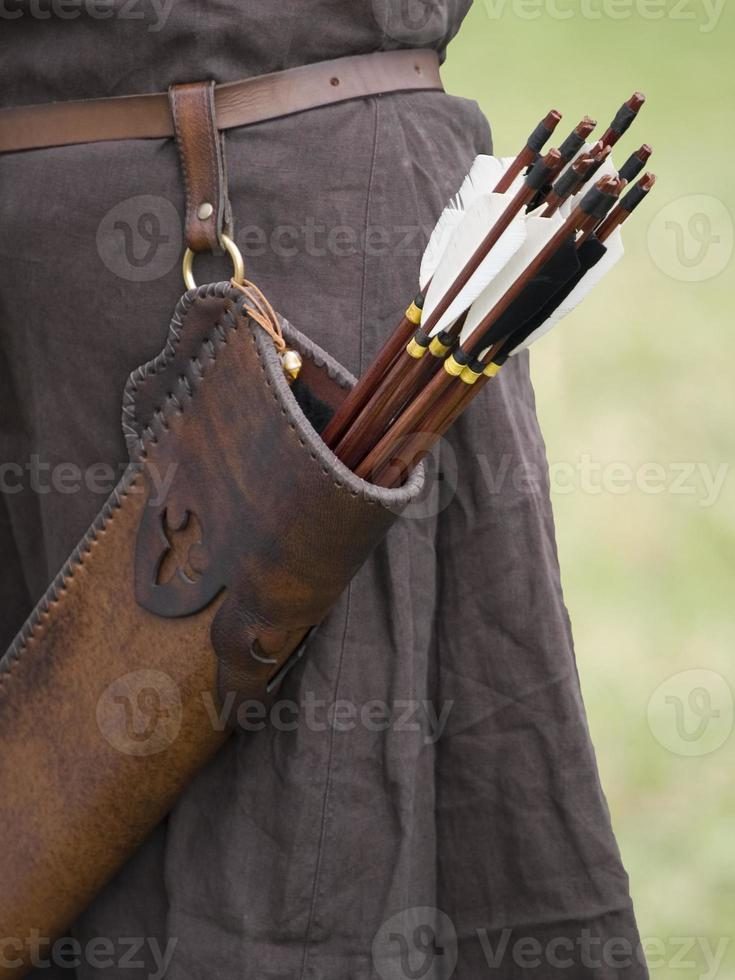 Quiver and arrows photo
