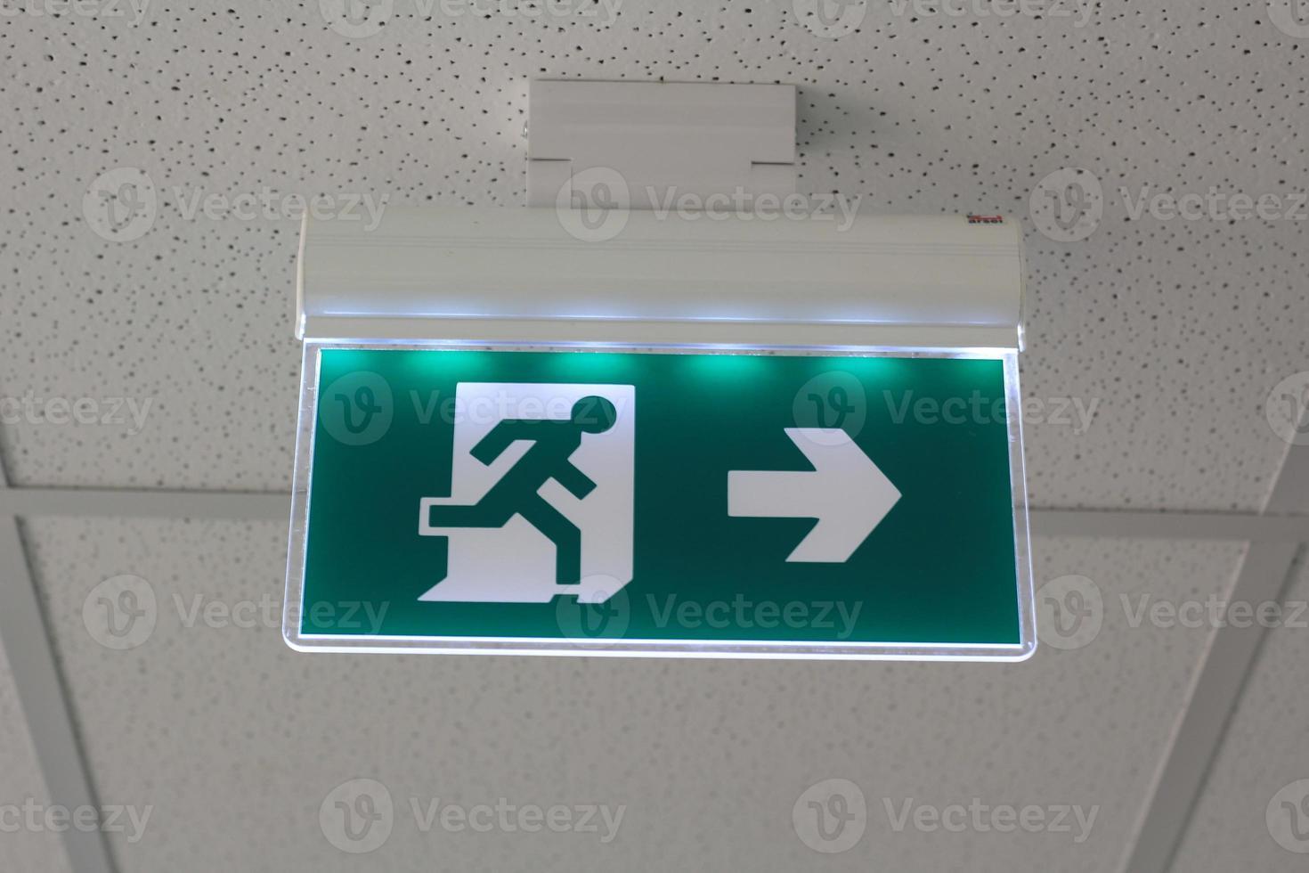 emergency exit photo