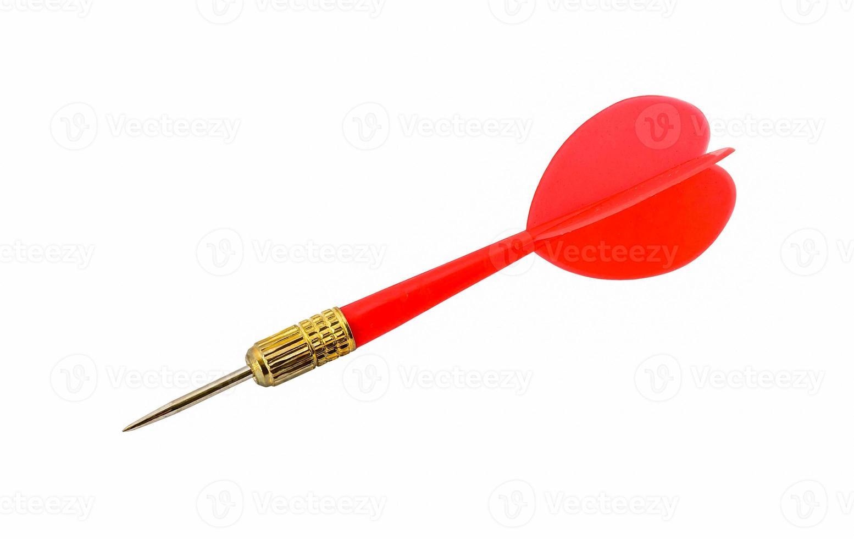 dardos rojos o flecha roja foto