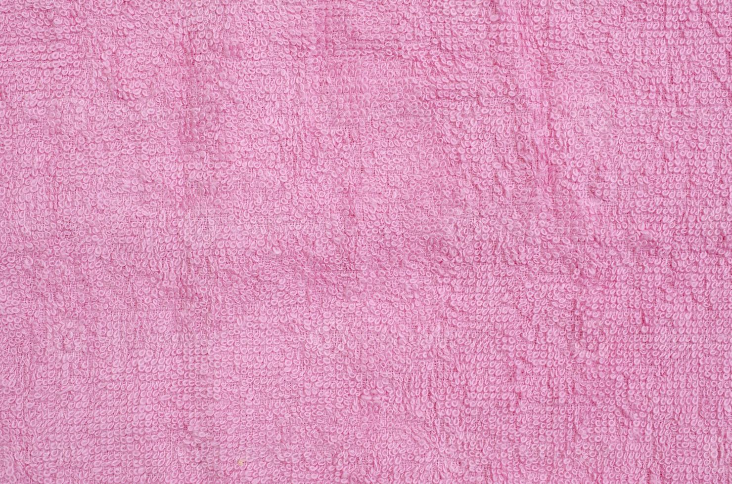 texturas de toalla foto