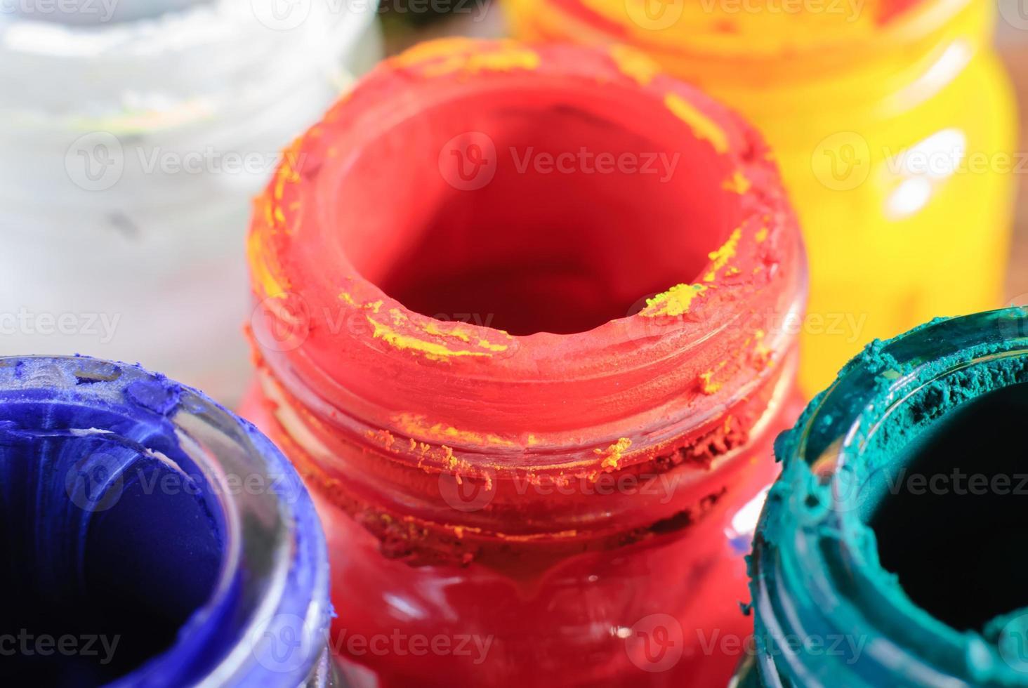 color de agua foto