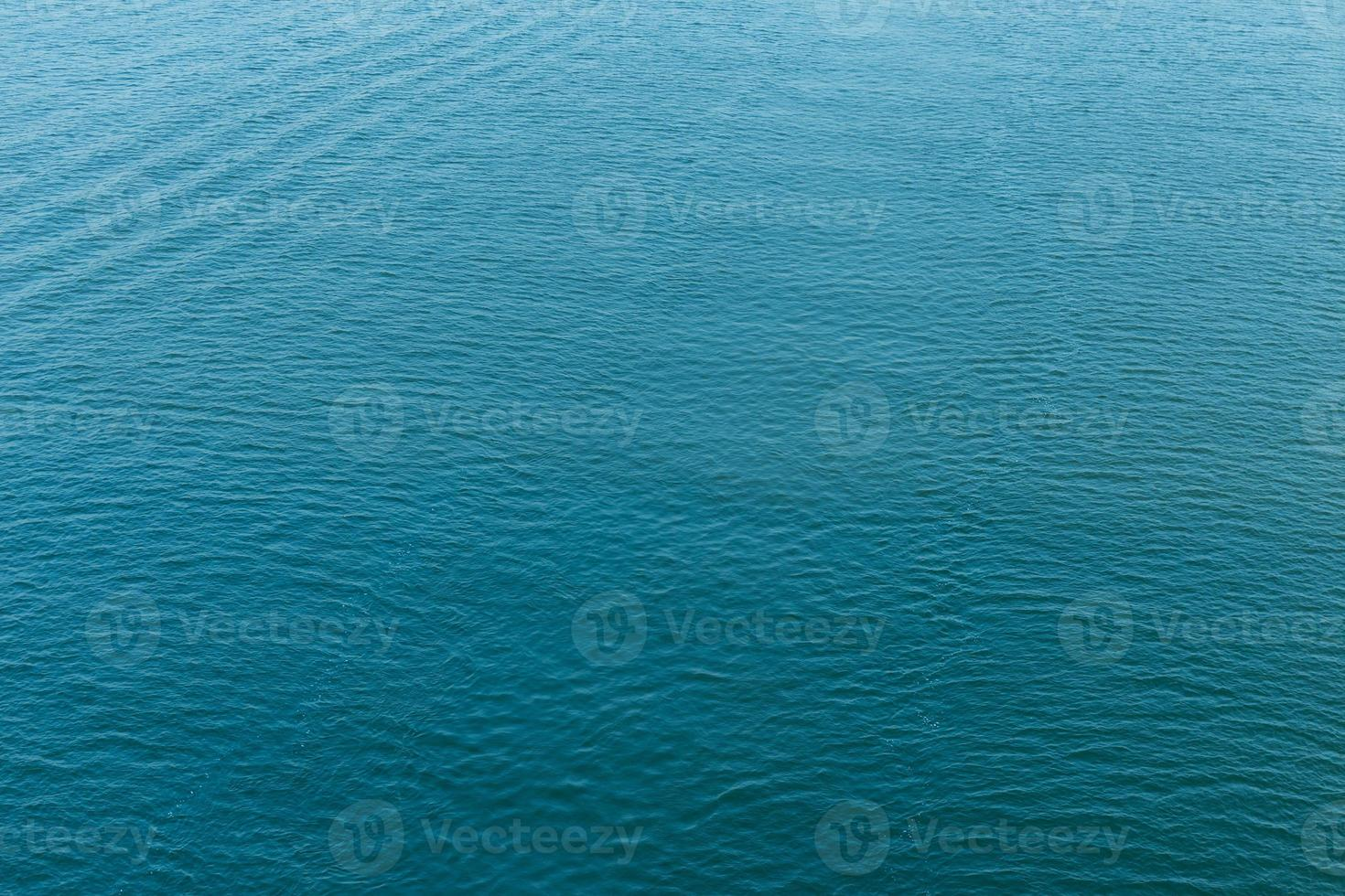 Ripple on water surface photo