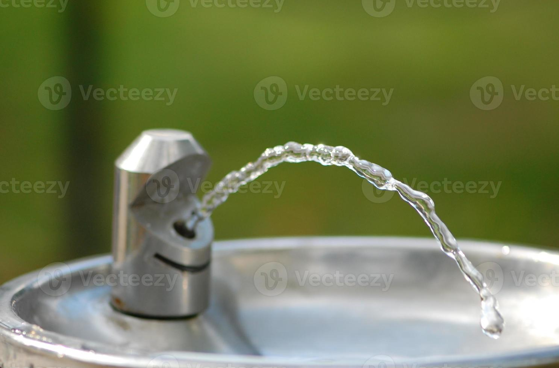 fuente de agua foto