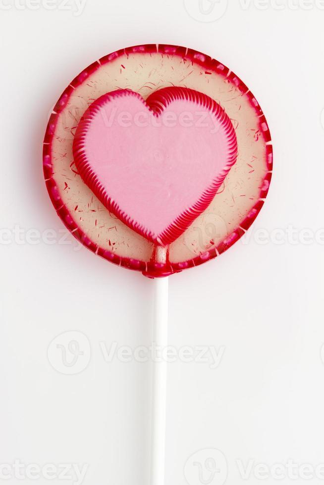 isolated lollipop photo