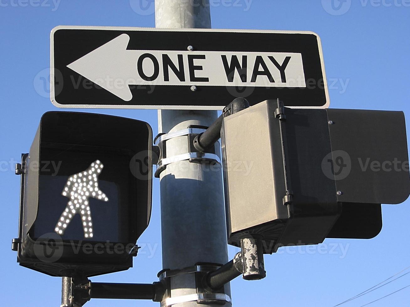 un camino, caminar foto