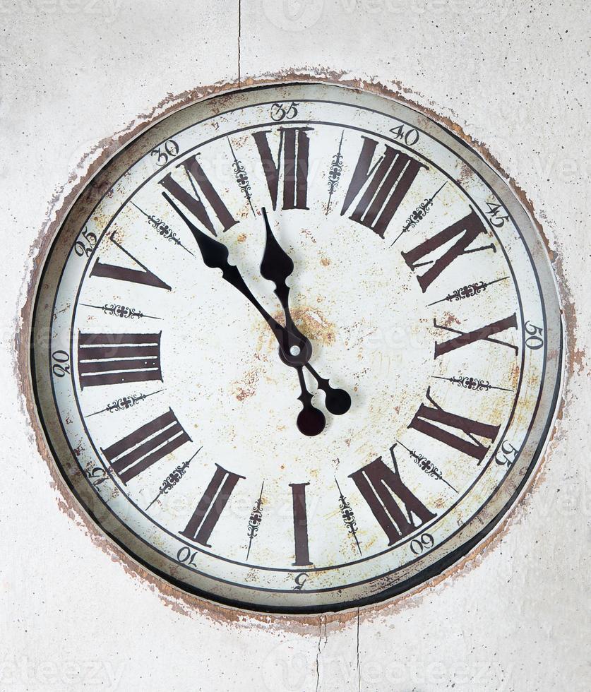 reloj vintage foto