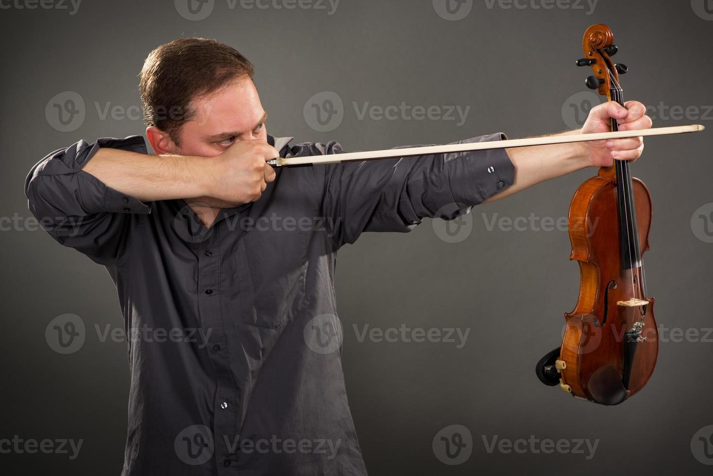 Violin Shooter photo