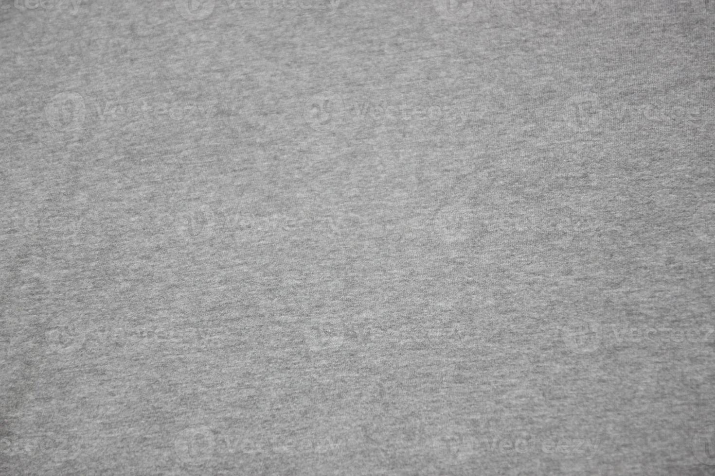 Grey fabric texture. photo