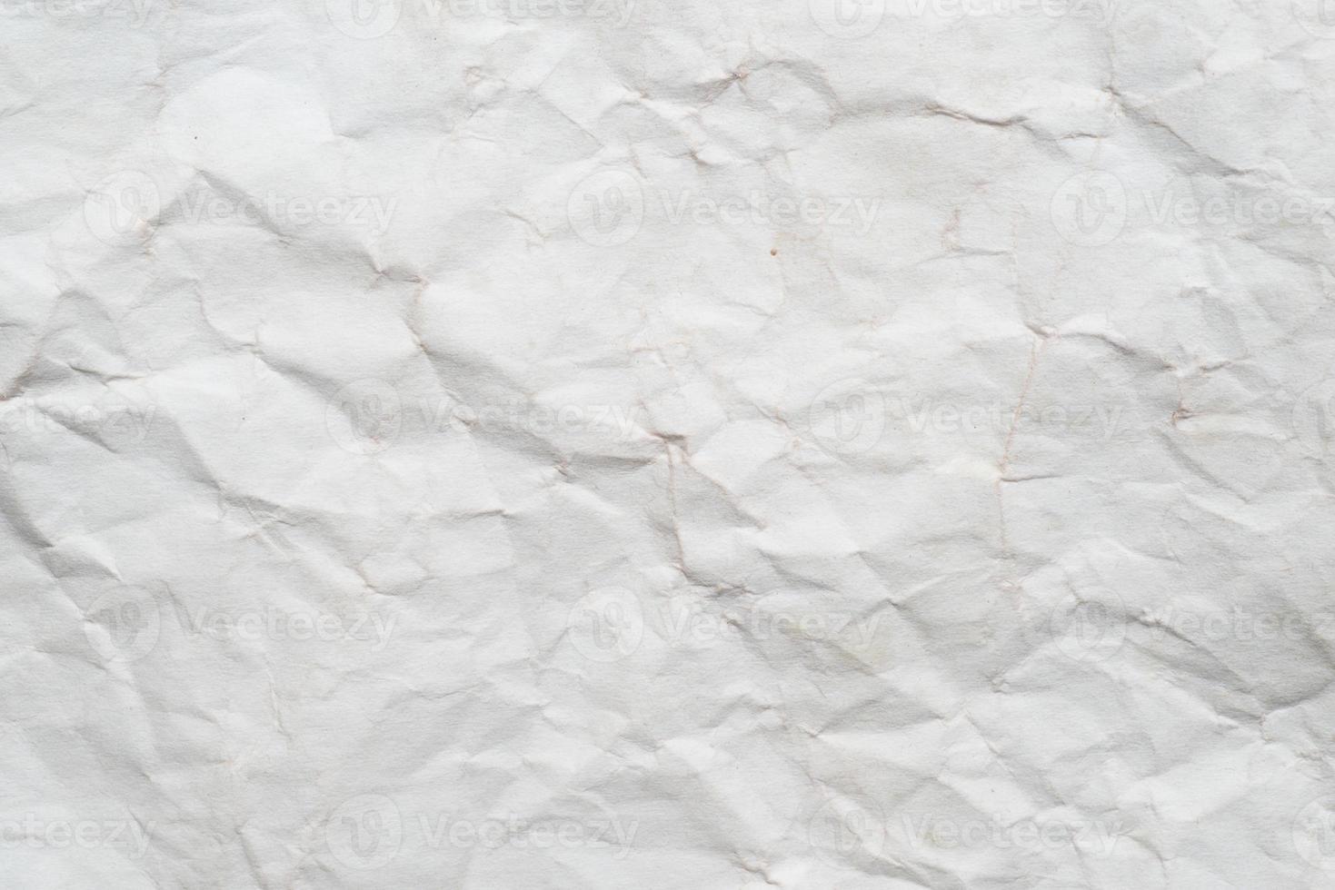 Textured crumpled paper photo