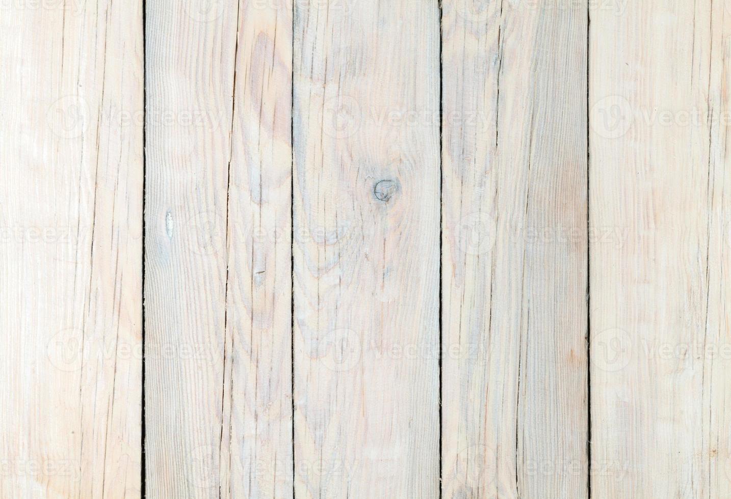White wooden texture photo