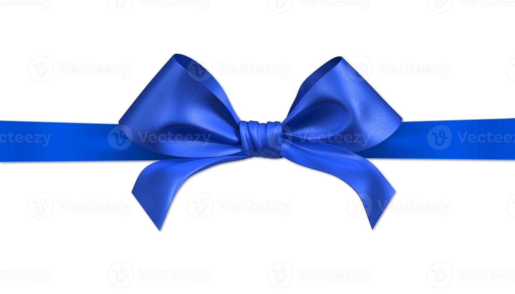ribbon bow photo