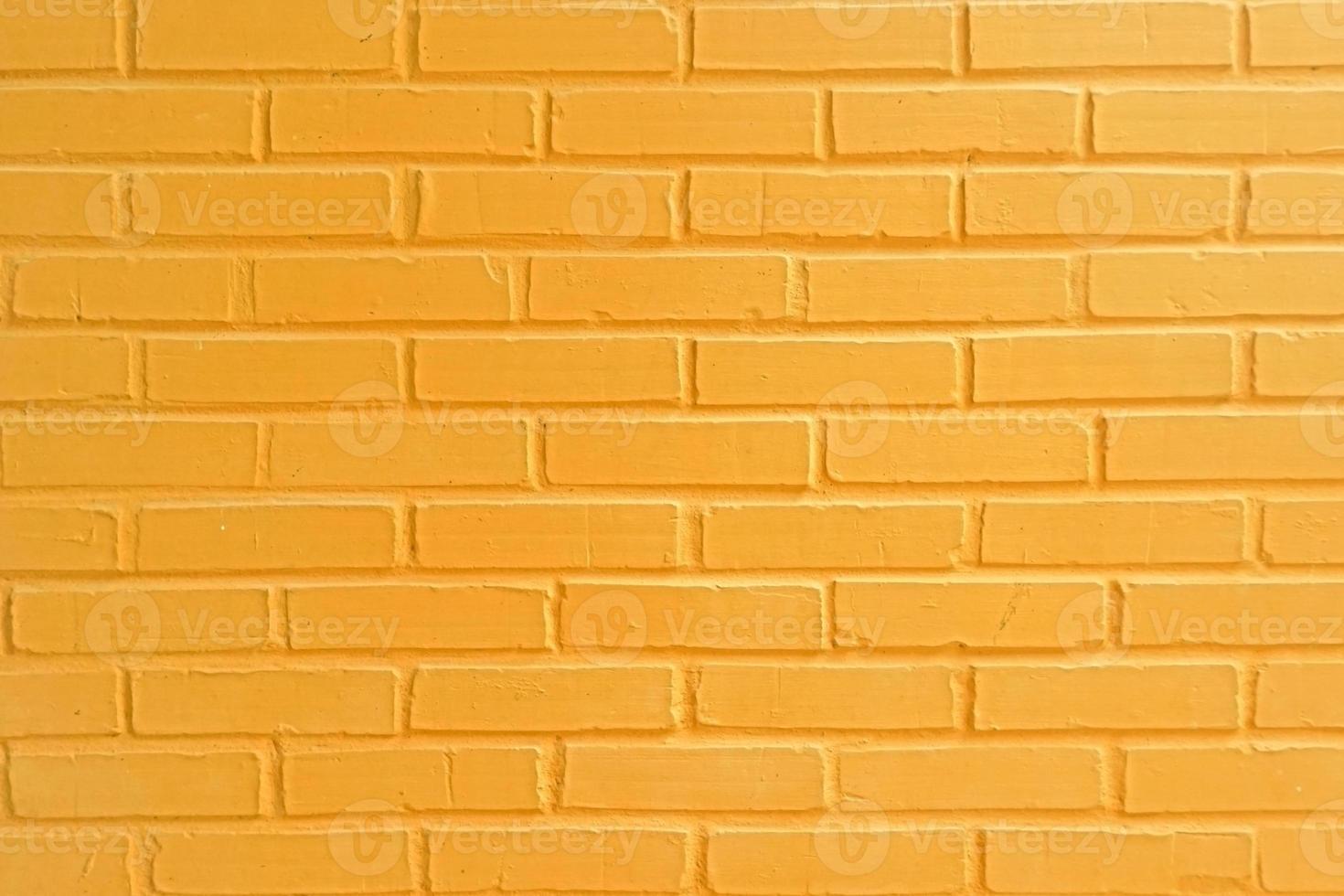 yellow brick wall texture photo