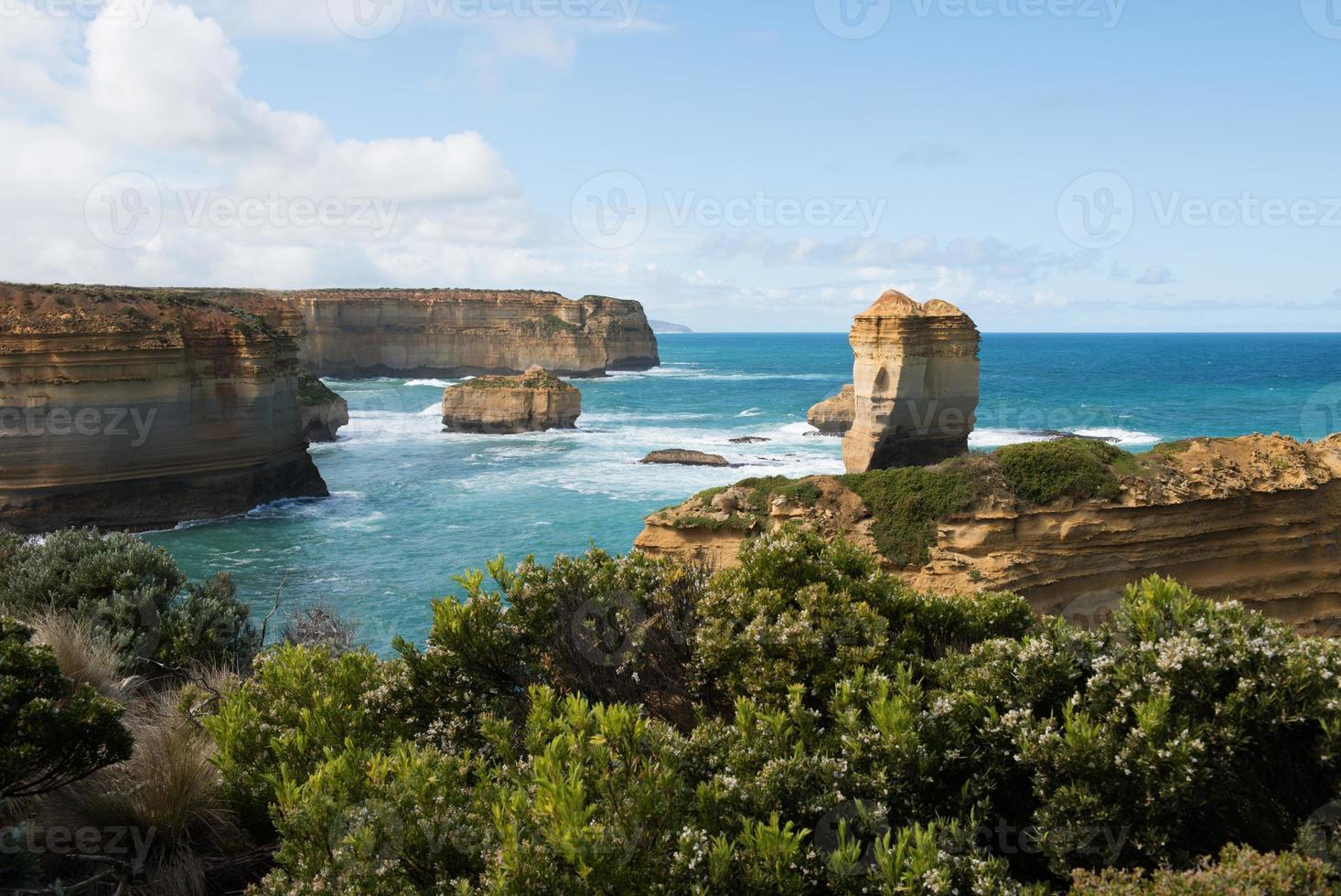The Razorback, Great Ocean Road, Southern Victoria, Australia photo