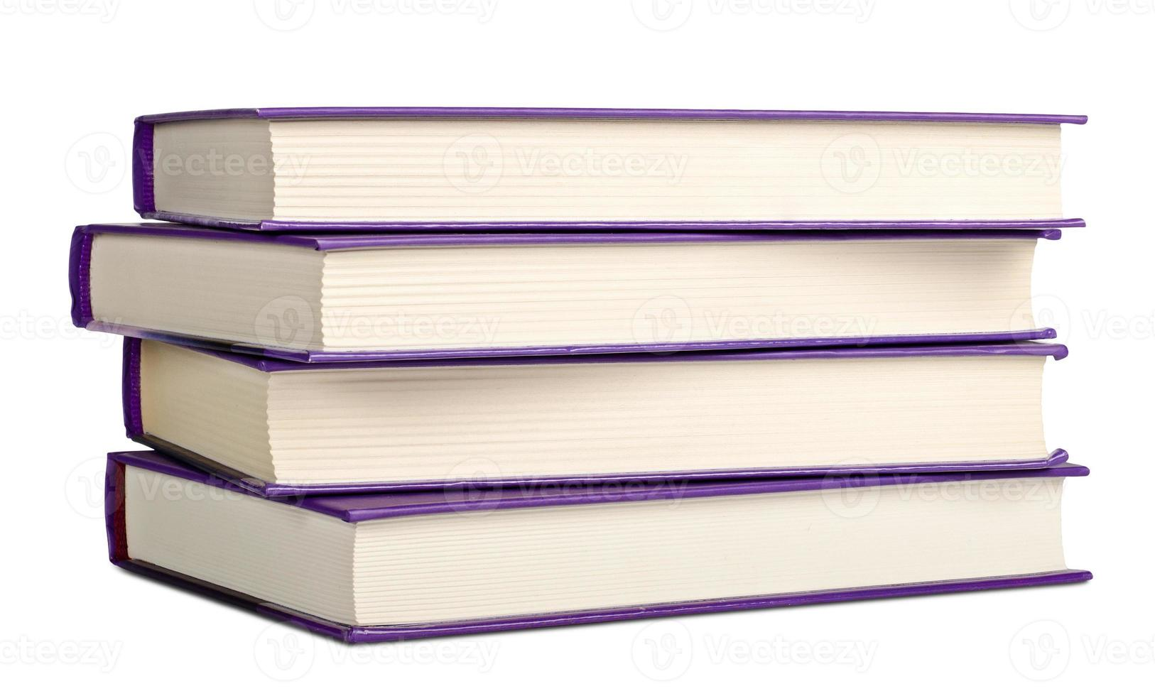 Book pile photo