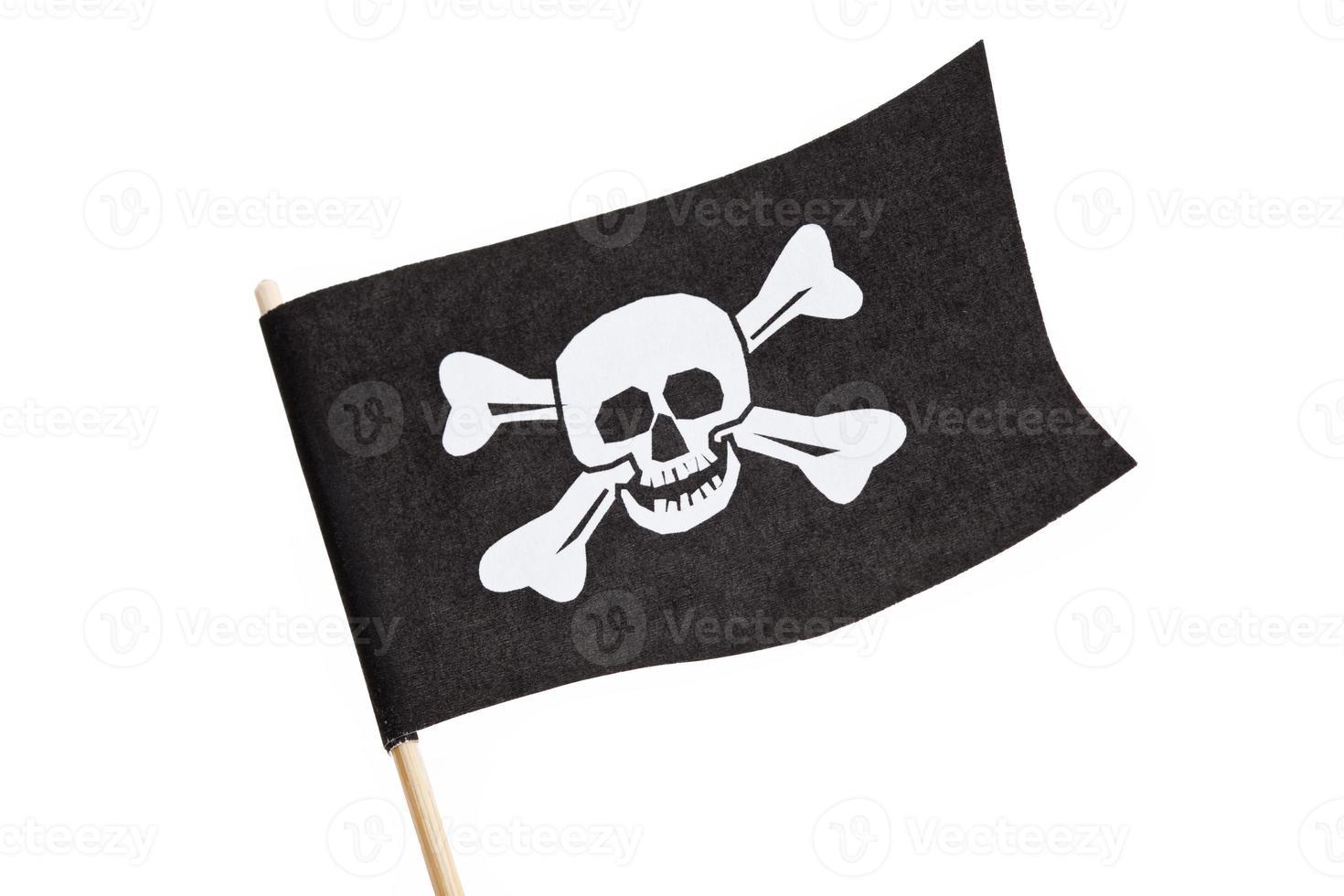 bandera pirata foto
