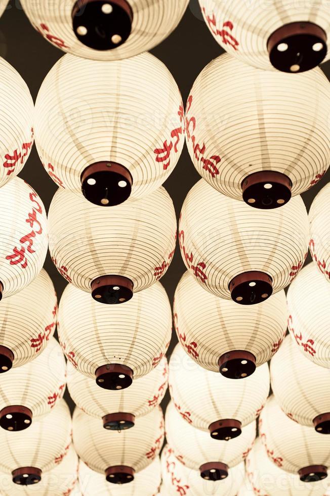 linterna japonesa foto