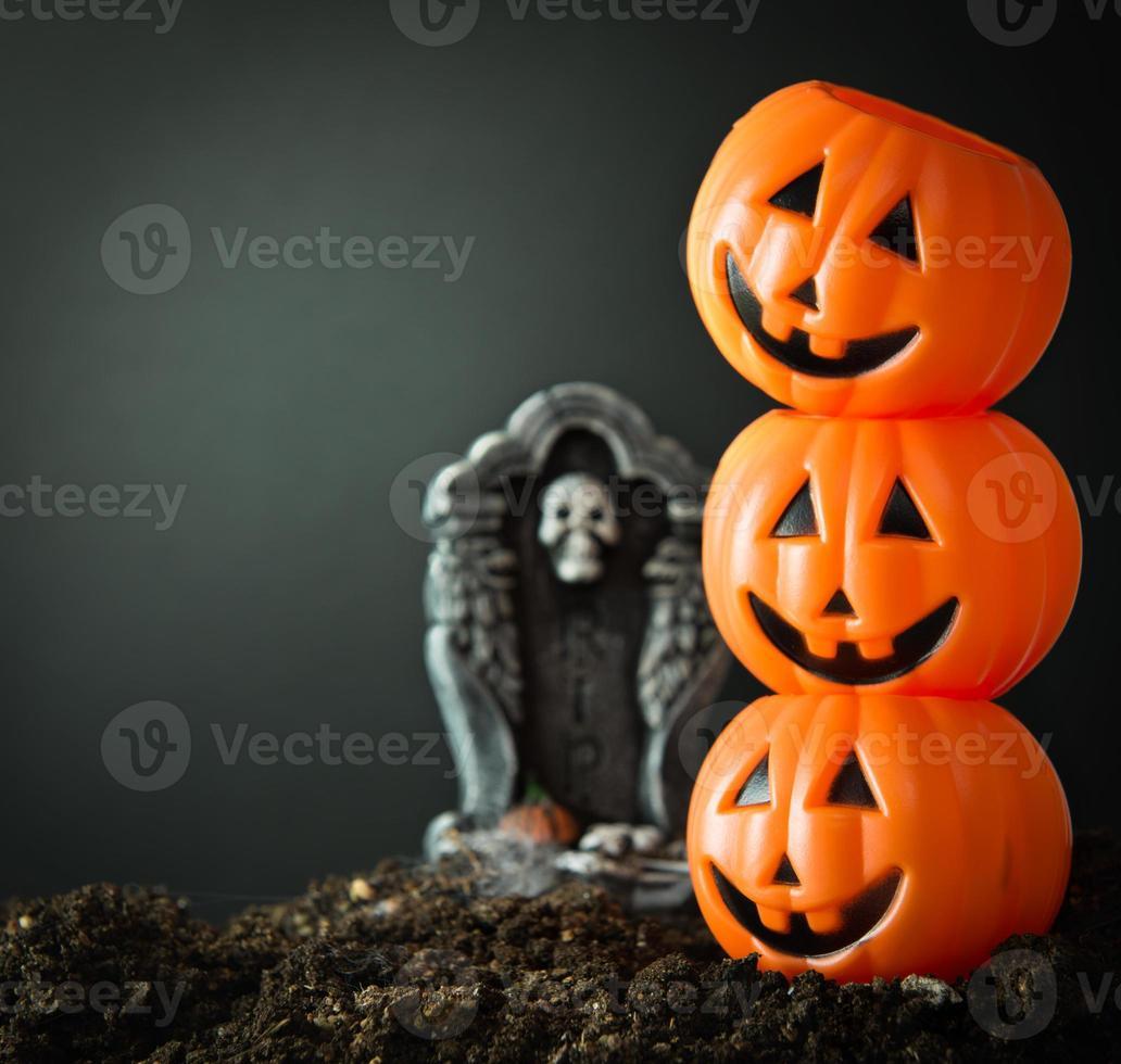 tema de halloween foto