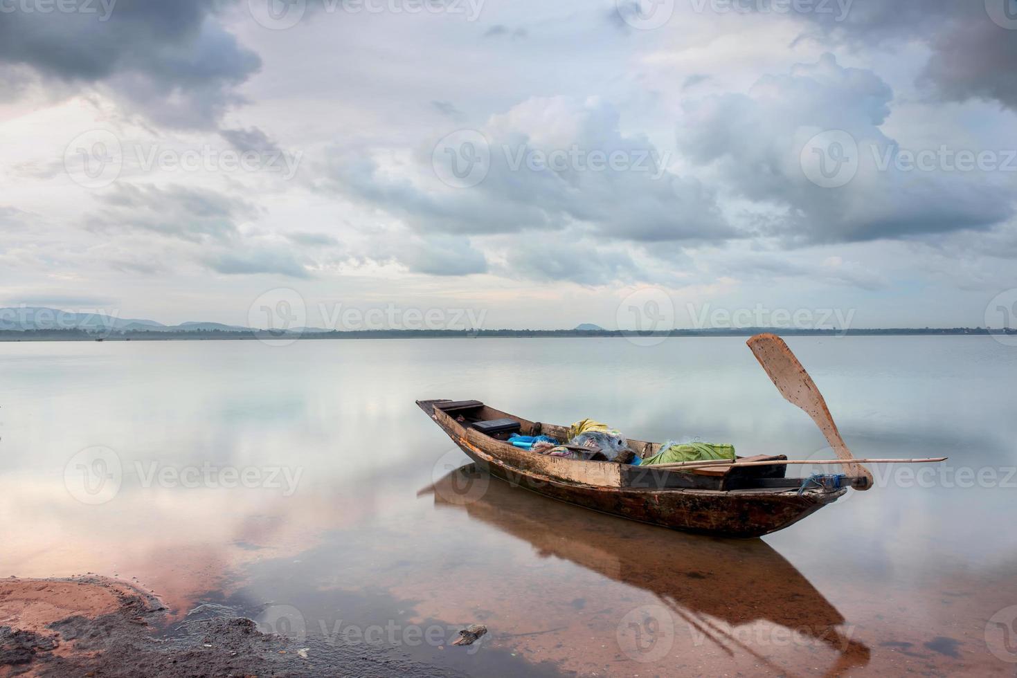 thailändisches Fischerboot foto