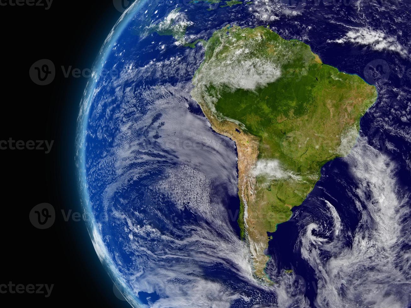 América do Sul foto