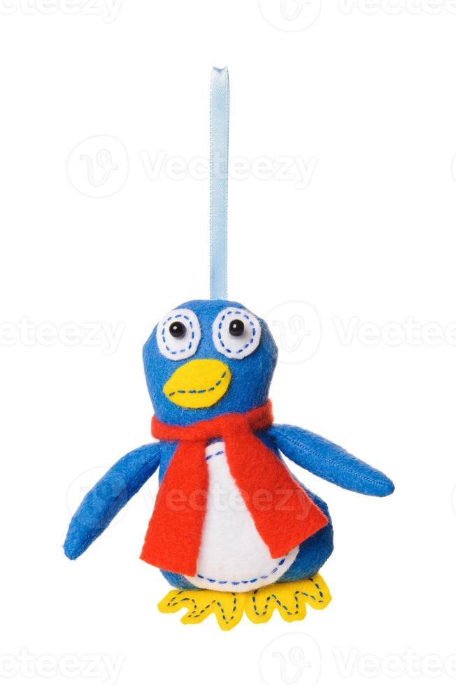 textile Christmas tree toys photo