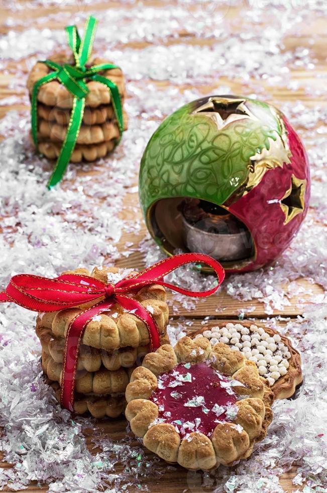 galletas de Navidad foto