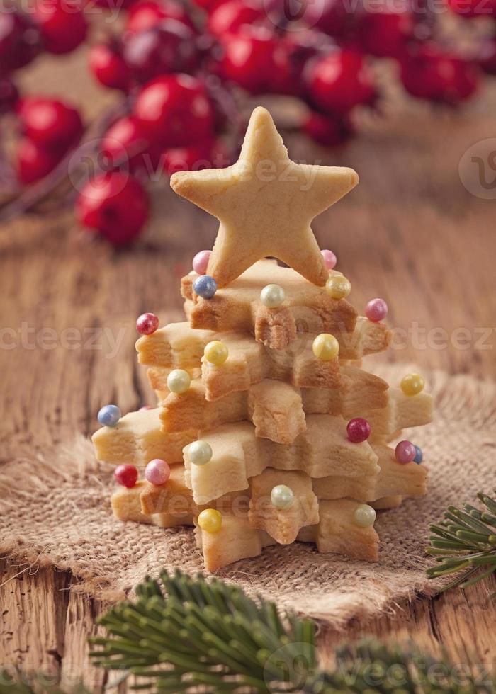 bolos de natal foto