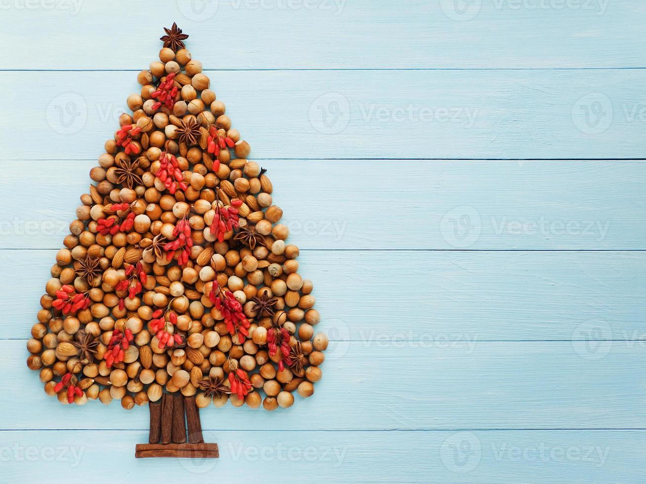 kerstboom foto
