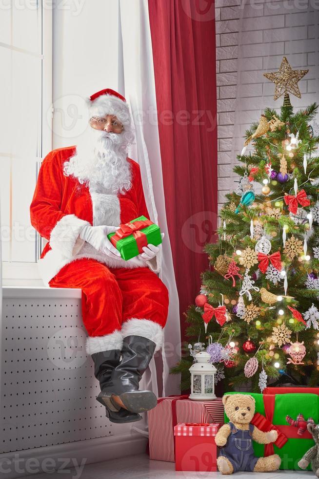 Papai Noel foto