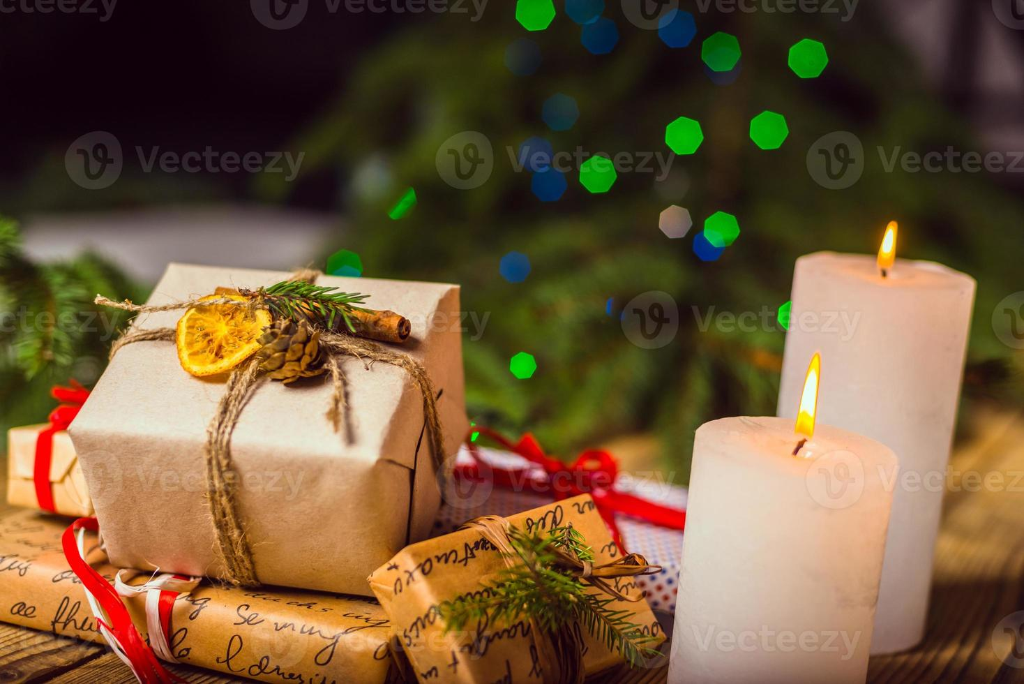 feliz navidad querida foto