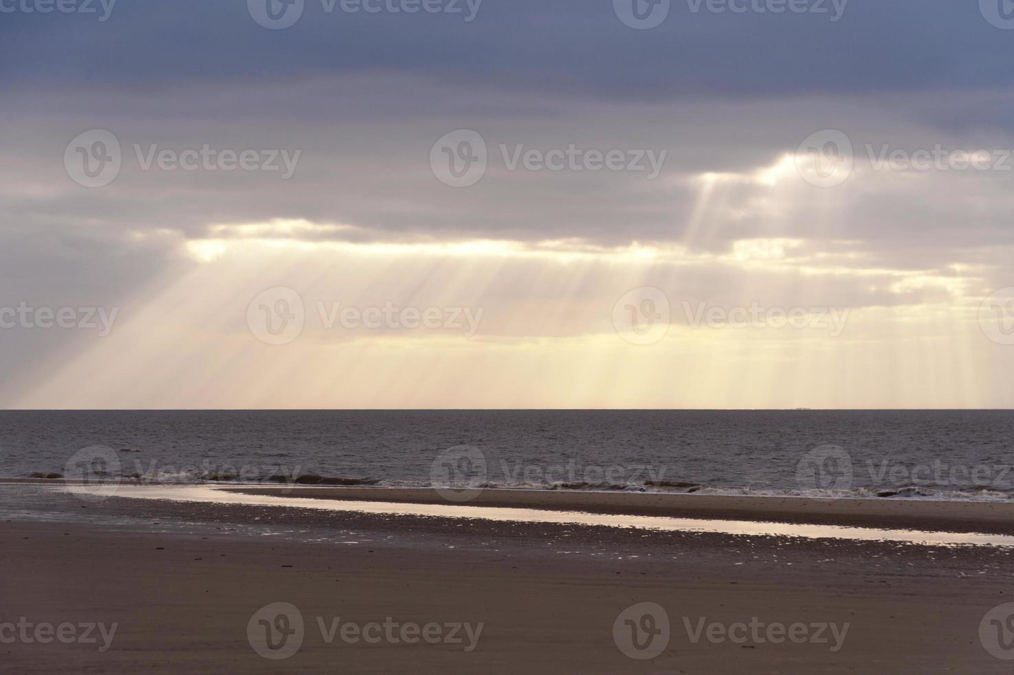 Beach of Amrum photo