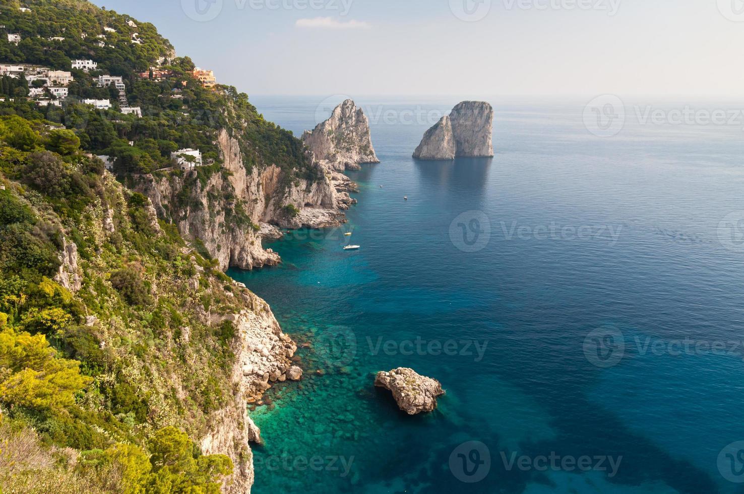 Capri, Naples, Italy photo