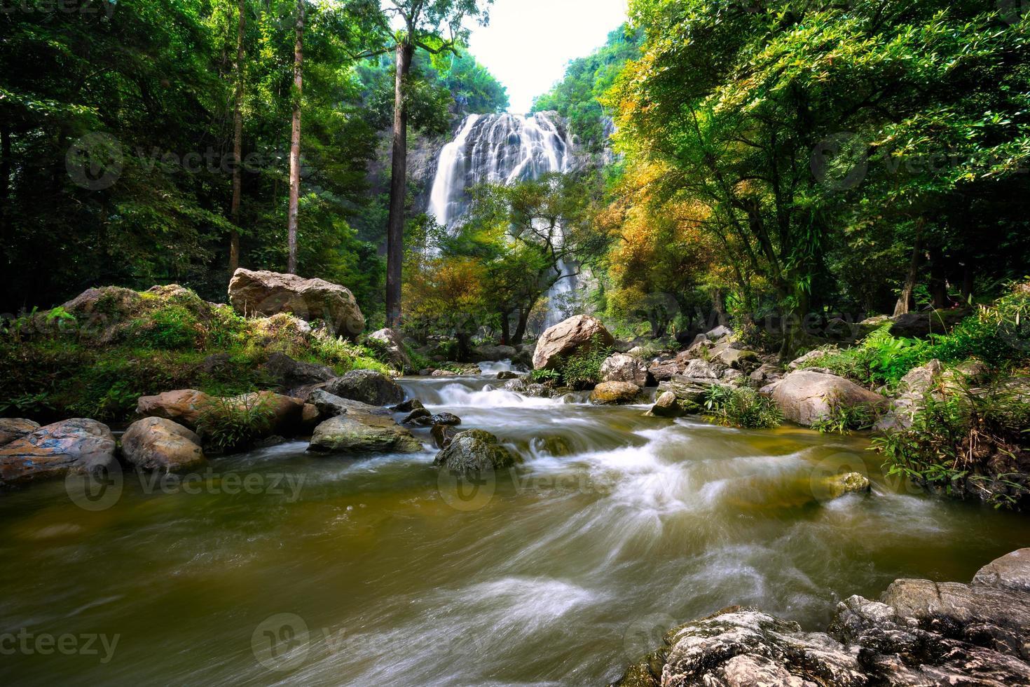 parque nacional khlong lan foto