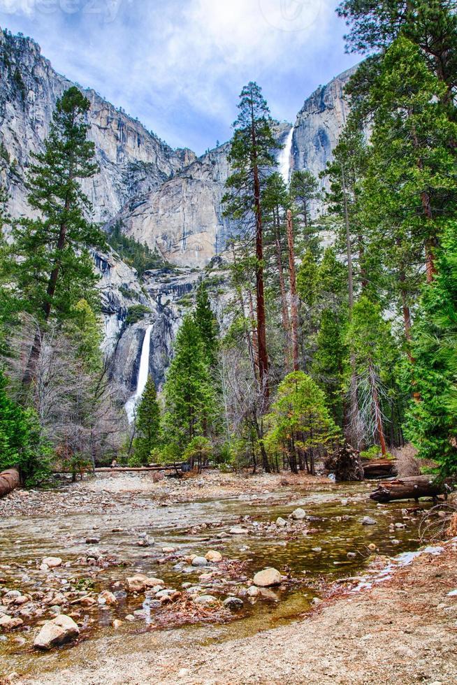 Yosemite Falls photo