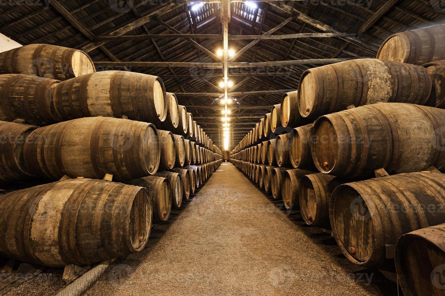 Wine cellar, Porto photo