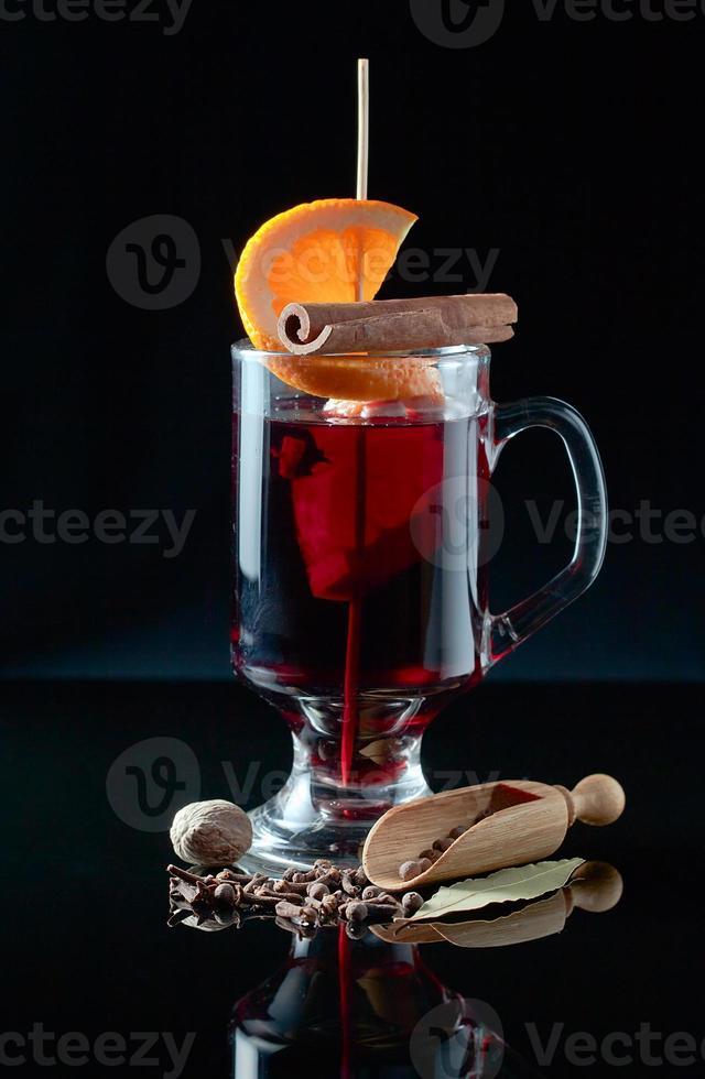 mulled wine photo