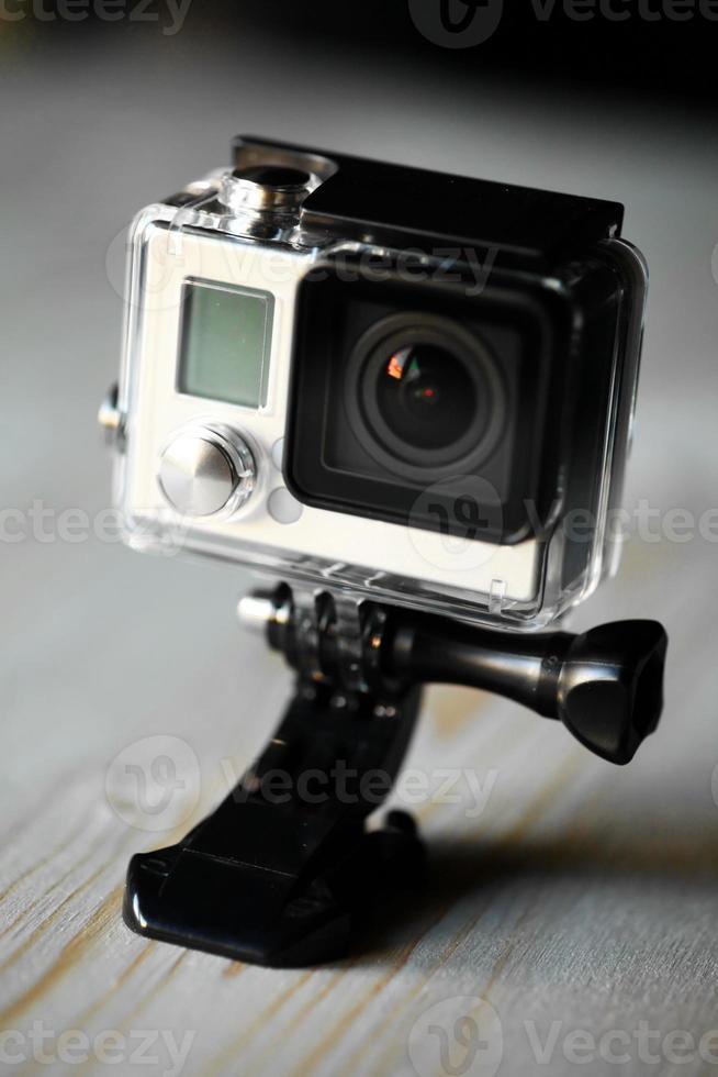 Action camera photo