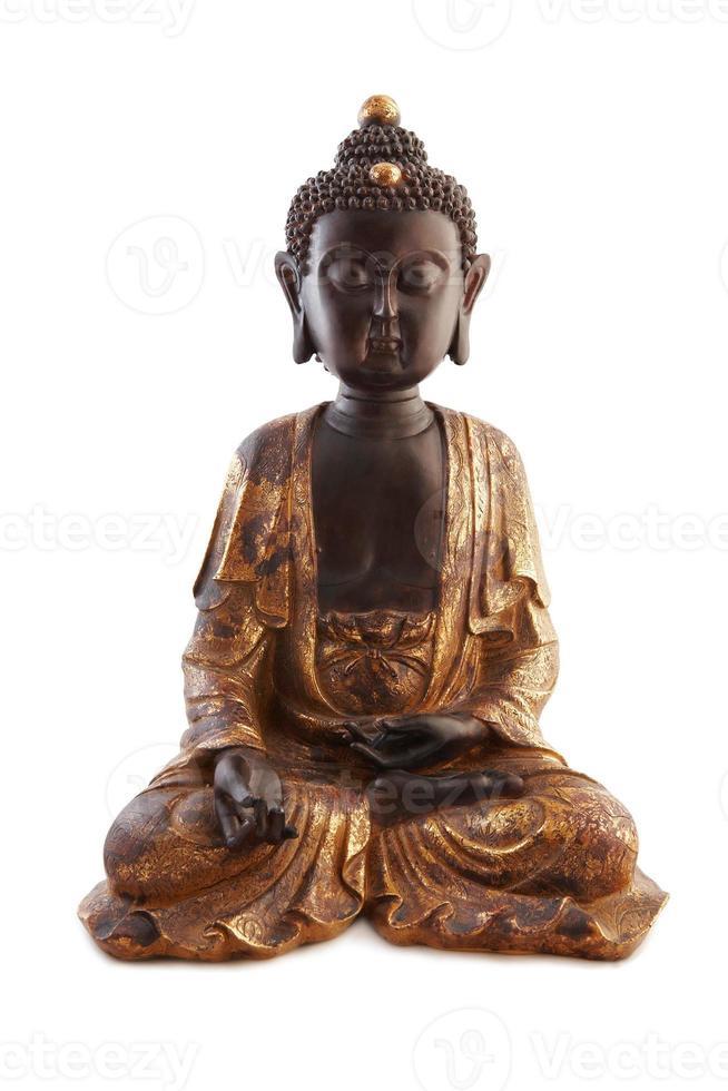 estatueta de Buda foto