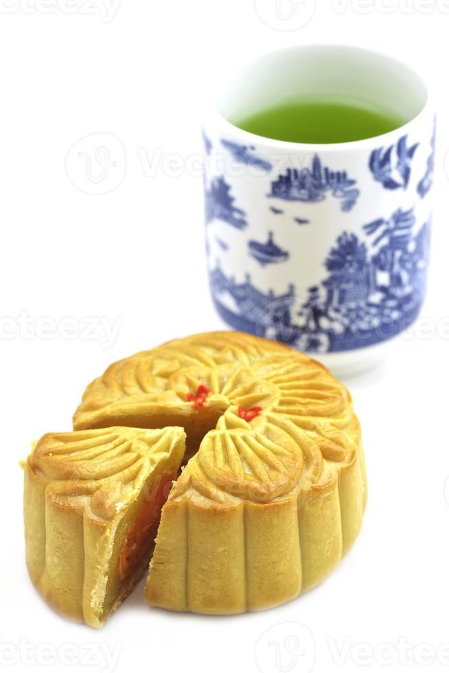 pastel de luna chino foto