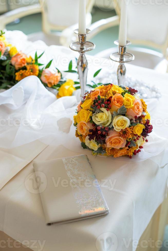 Wedding Ceramony Reception photo